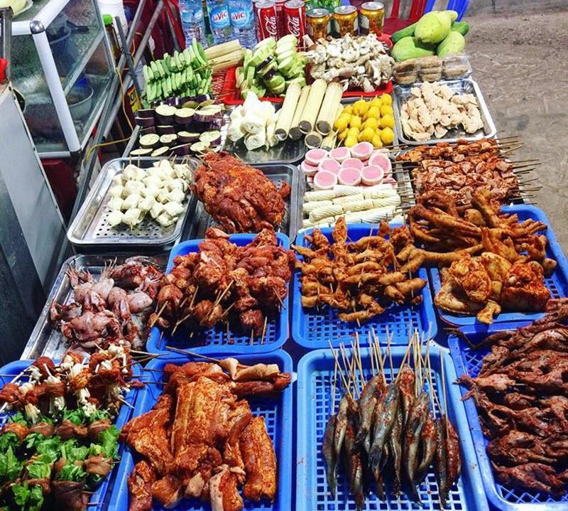 đồ ăn, du lịch Sapa