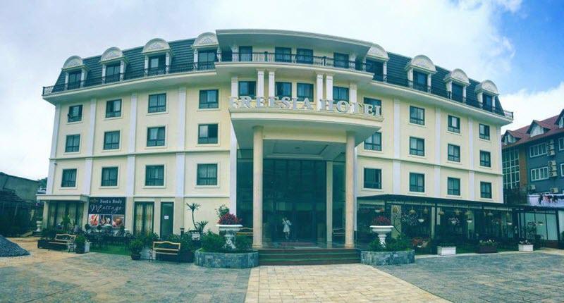 freesiahotel, du lịch Sapa