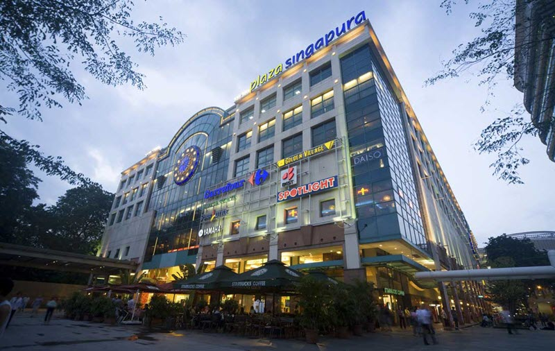 singapura plaza, du lịch singapore malaysia