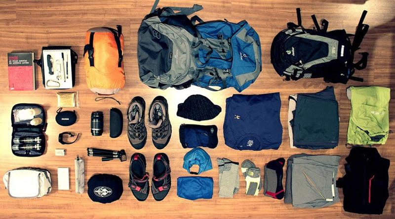 đồ dùng mang theo trekking fansipan