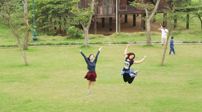 Cuối tuần đưa nhau đi trốn ở đâu gần Hà Nội
