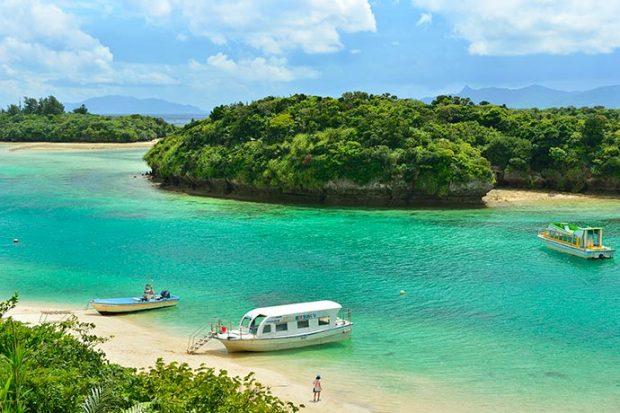Đảo Okinawa thuộc quần đảo Okinawa
