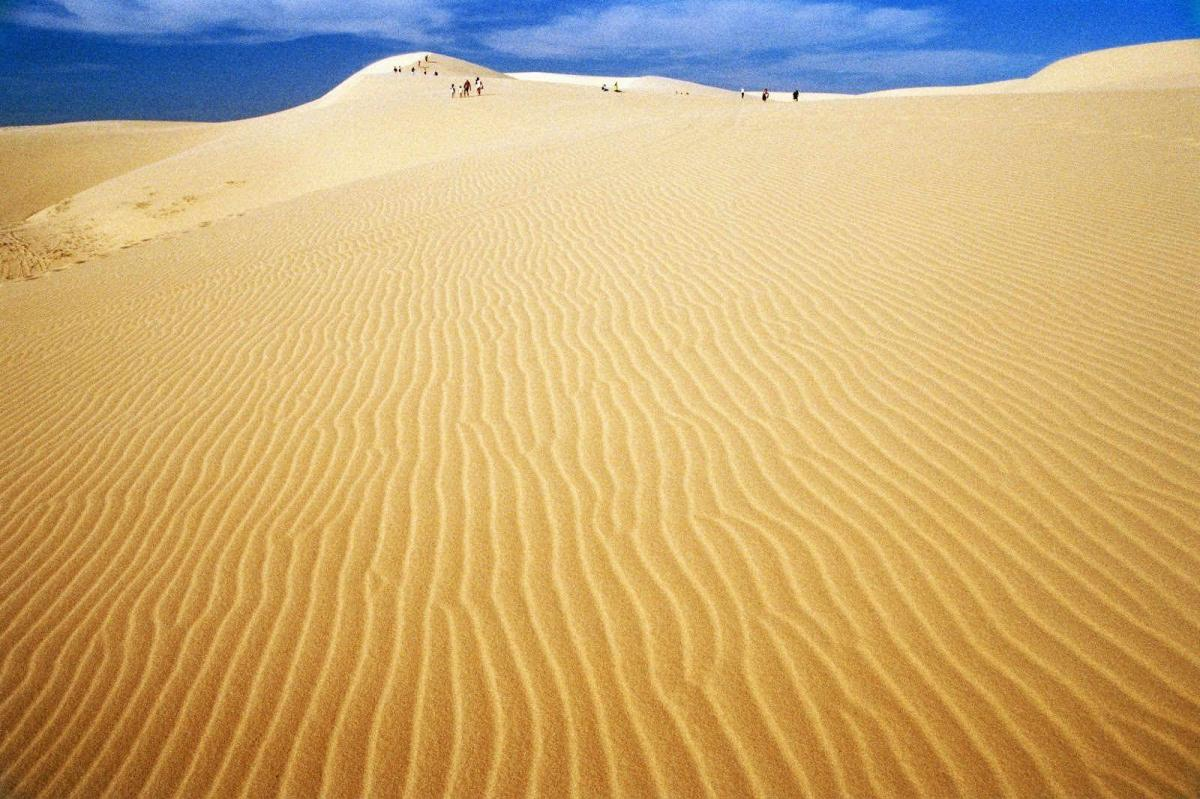 Cồn cát du lịch - Mũi Né