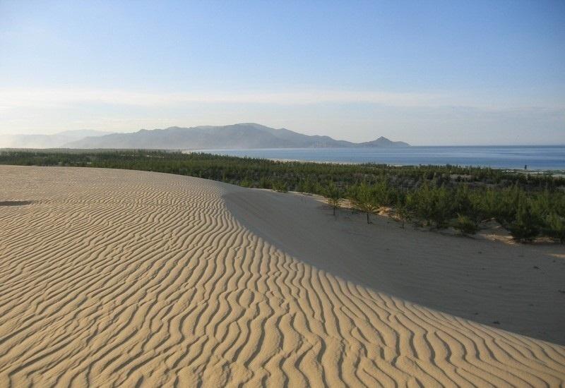 Đồi cát du lịch - Đồi cát Phương Mai