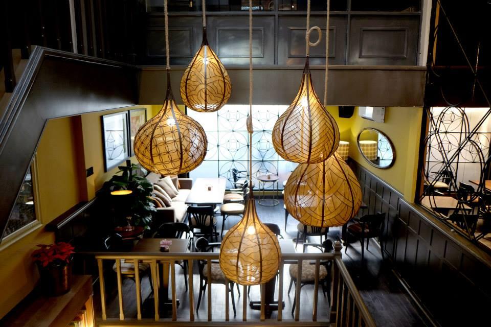 địa điểm chơi noel 2017 ở hà nội - Runam Cafe