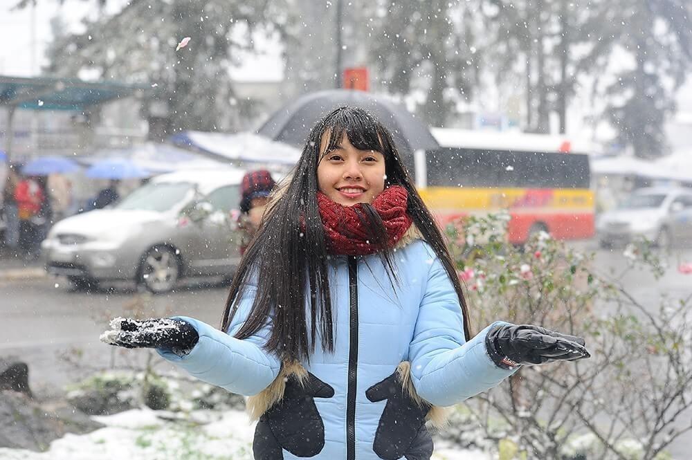 du lịch mùa đông