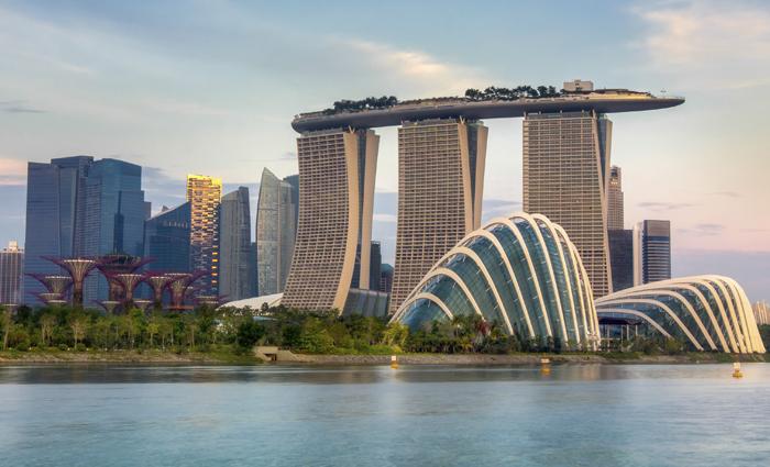 du lịch tết 2018 - Singapore