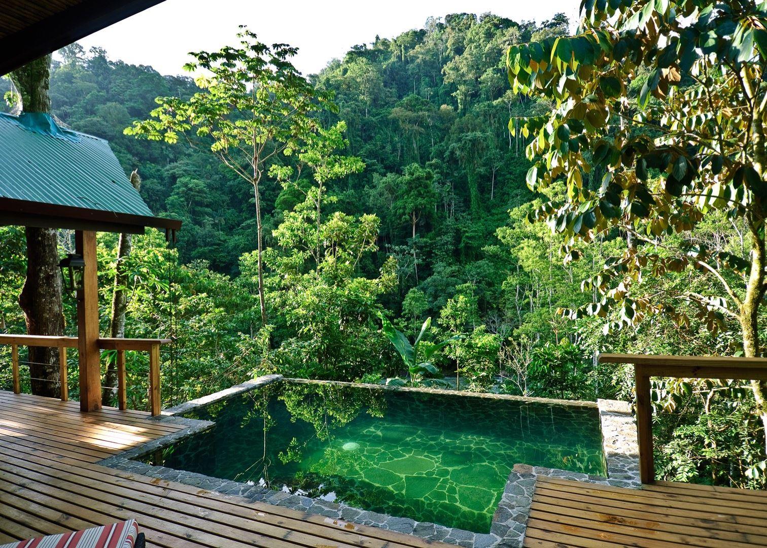 Du lịch Costa Rica, Paccure Jungle Lodge