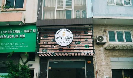 K's Coffee - Pet coffee Hà Nội