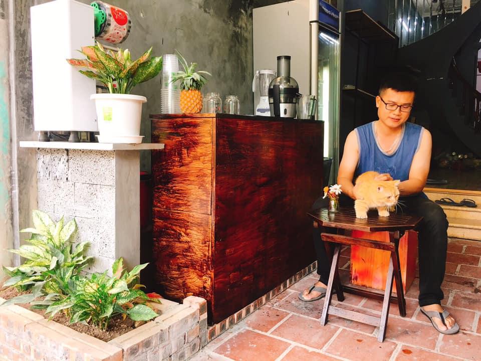 pet coffee Hà Nội