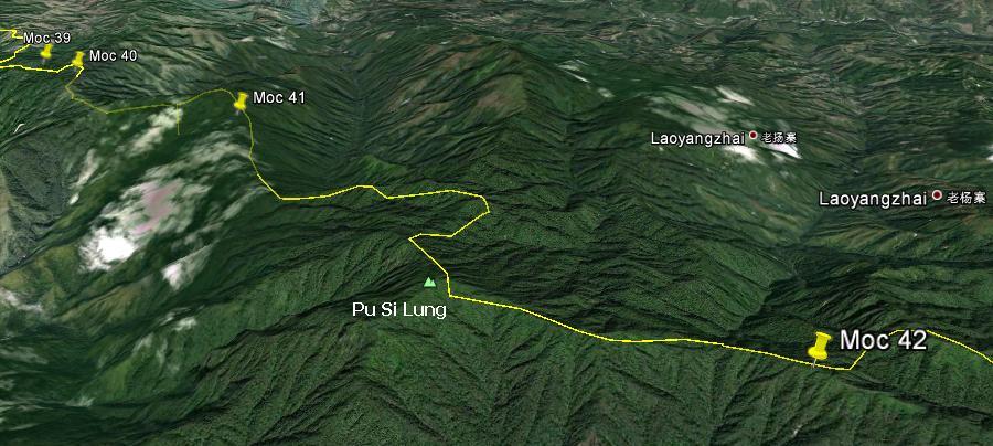 Pusilung 3083m