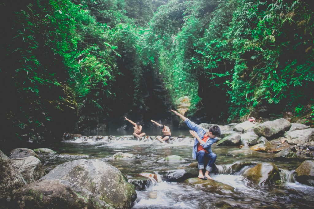 trekking Cửa Tử