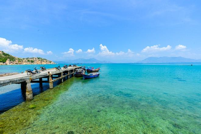 Đảo Bình Ba - Khánh Hòa