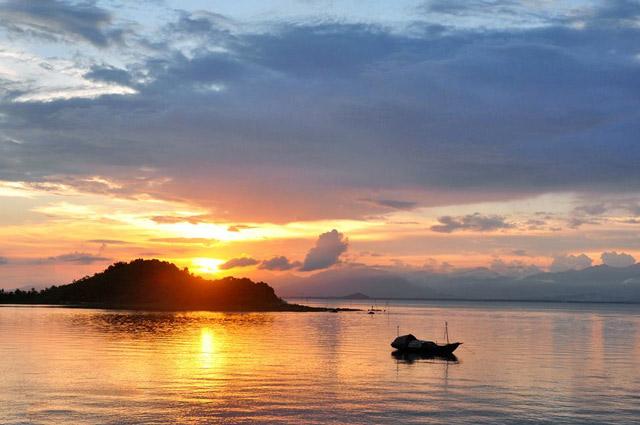 Đảo Vĩnh Thực - Quảng Ninh