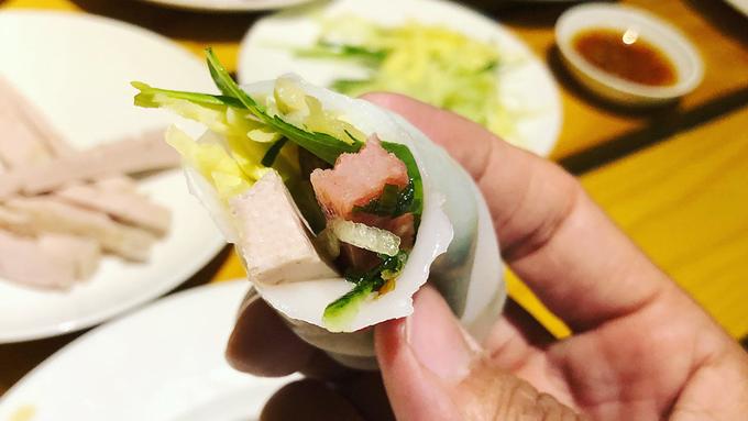 Bánh ướt thịt nướng Buôn Mê Thuột - Ẩm thực Tây Nguyên