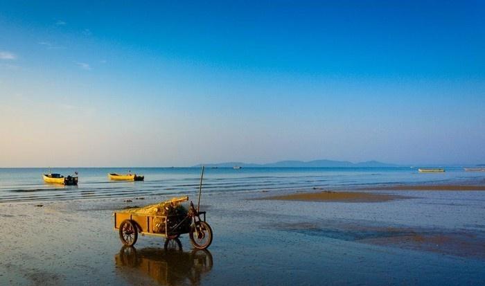 Biển Trà Cổ - Quảng Ninh