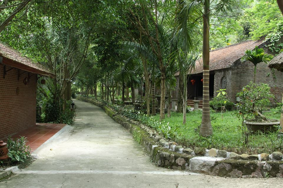 Lưu trú Thái Nguyên