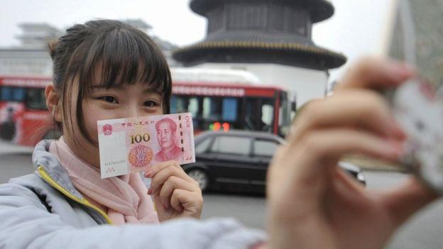 Tiền Nhân Dân Tệ của Trung Quốc