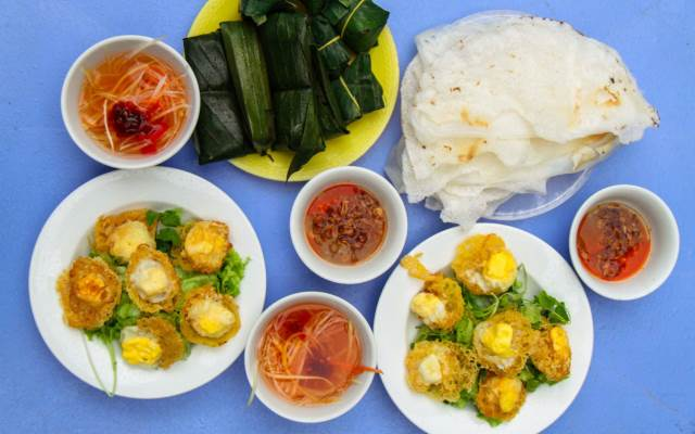 Món ăn vặt Đà Nẵng