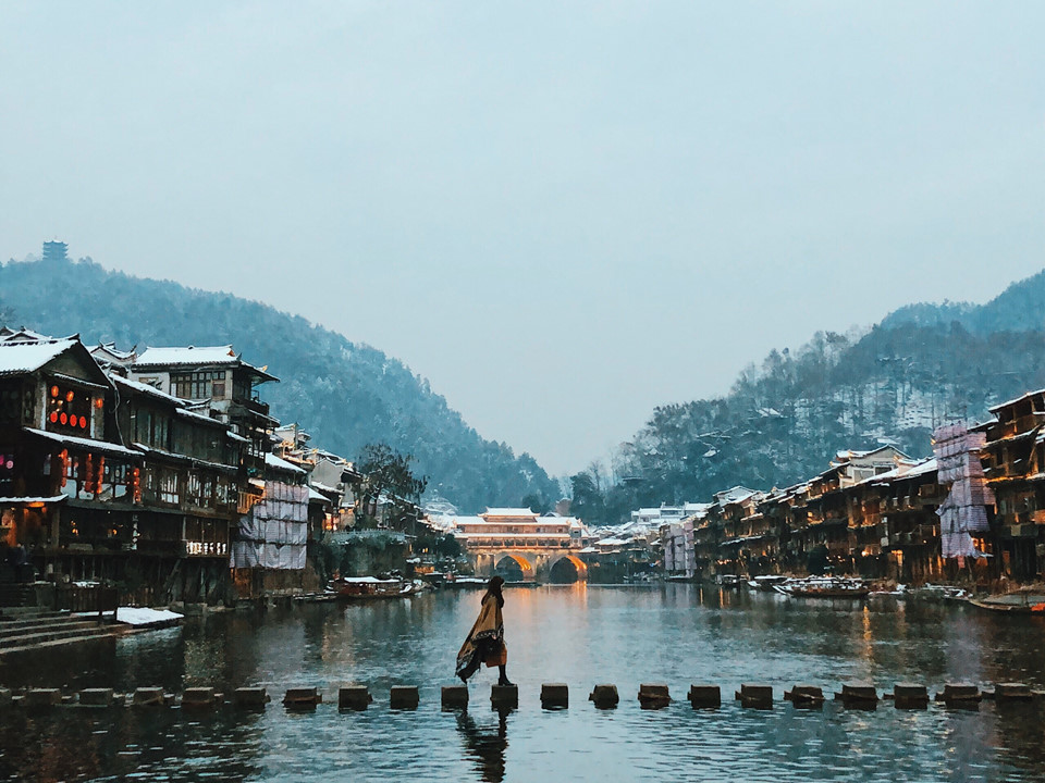 Du lịch Trung Quốc - Phượng Hoàng Cổ Trấn