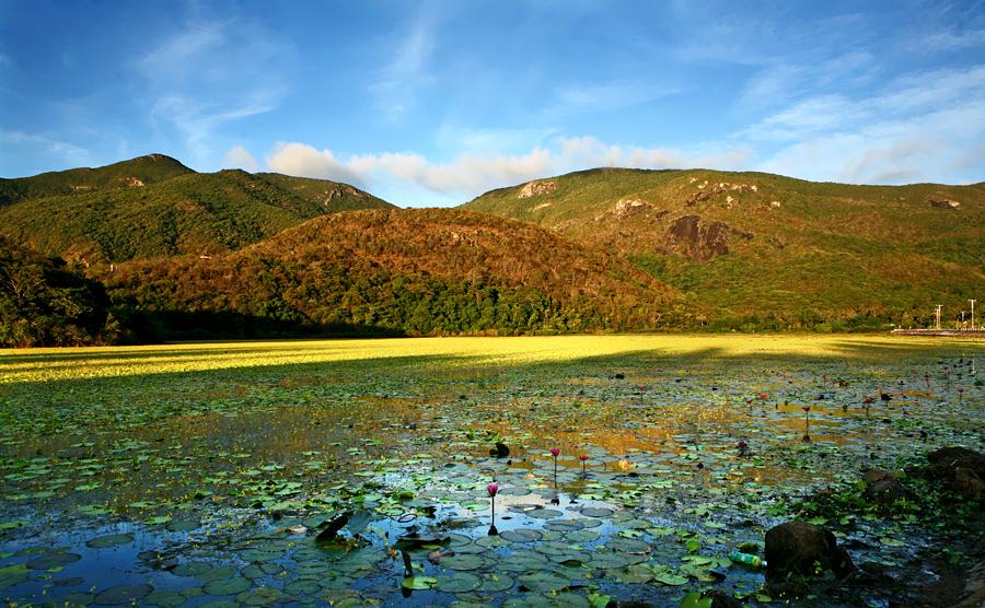 Hồ An Hải Côn Đảo