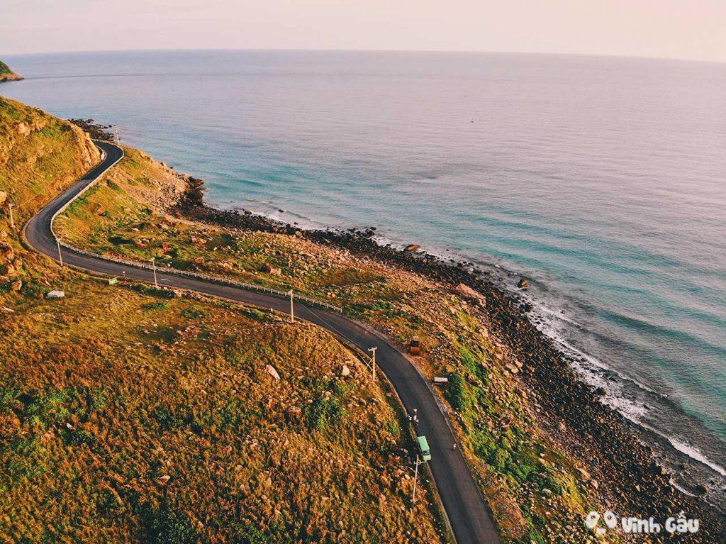 Bãi Nhát Côn Đảo