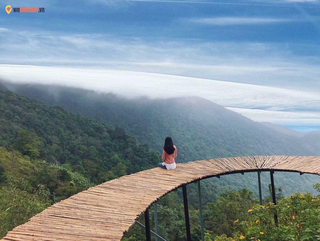 Cầu Mây Studio - Công viên Cầu Mây Tam Đảo
