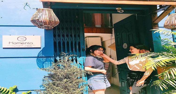 MOMENTO -  Homestay Hà Nội đẹp tại phố Tràng Thi