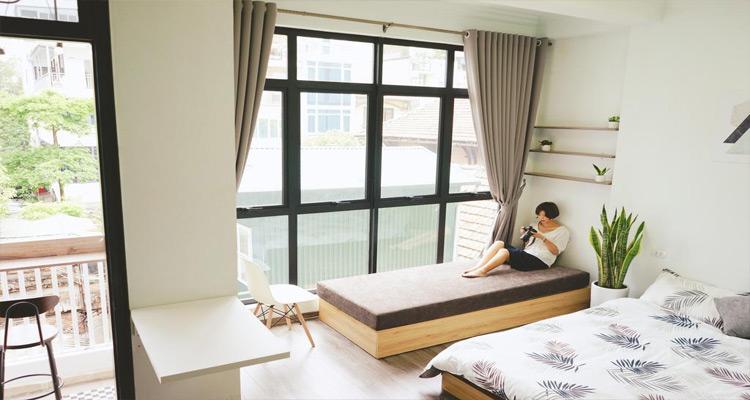 SUNSIGHT HOUSE - Homestay Hà Nội nhỏ tại Quận Ba Đình Hà Nội