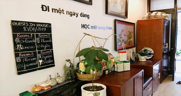 TRE HOUSE -  Homestay Hà Nội đẹp tại phố Chương Dương Độ
