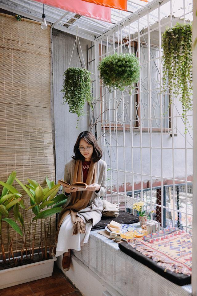 TÚC XÁ -  Homestay Hà Nội tại tập thể Tôn Thất Tùng