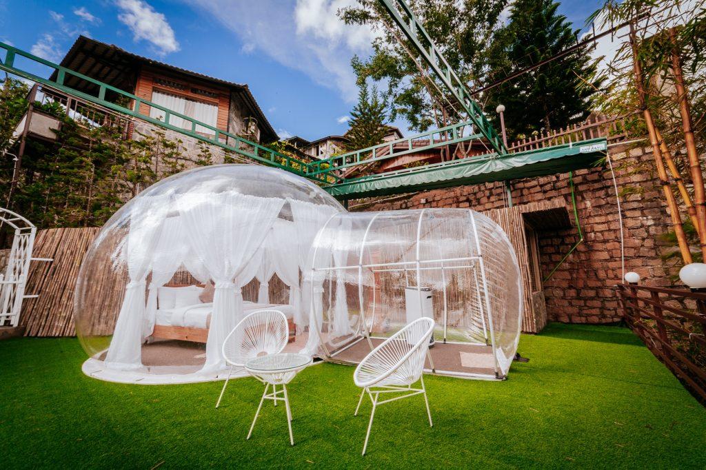 Khách sạn bong bóng Đà Lạt