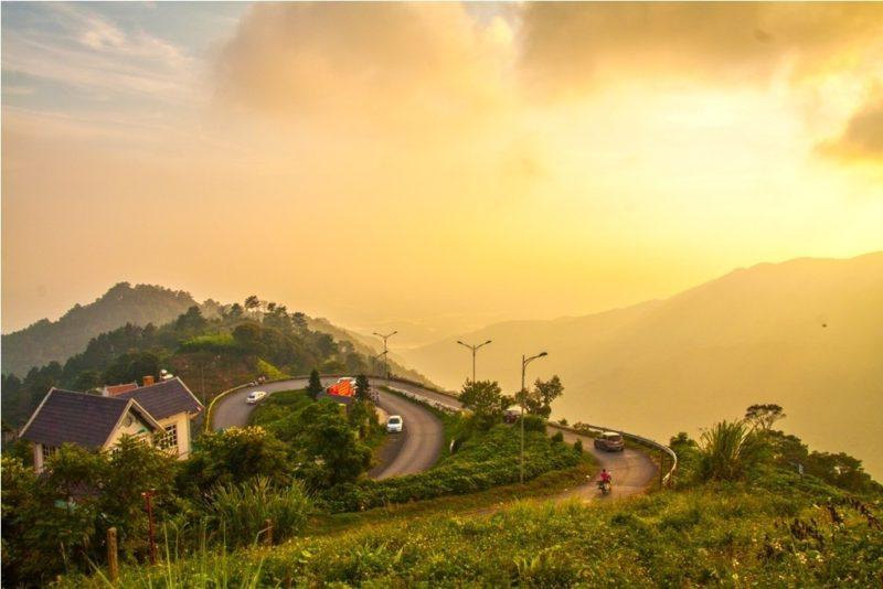 Di chuyển Hà Nội  - Tam Đảo