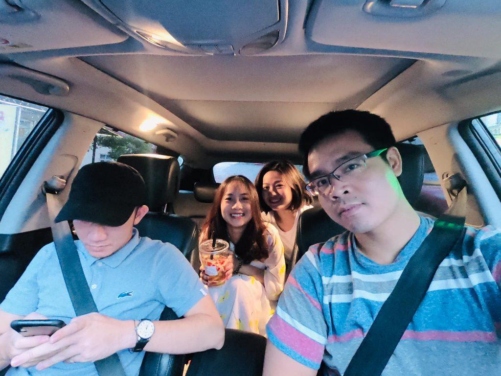 Bảng giá Ontaxi (xe taxi riêng) tuyến Hà Nội - Tam Đảo khu vực nội thành