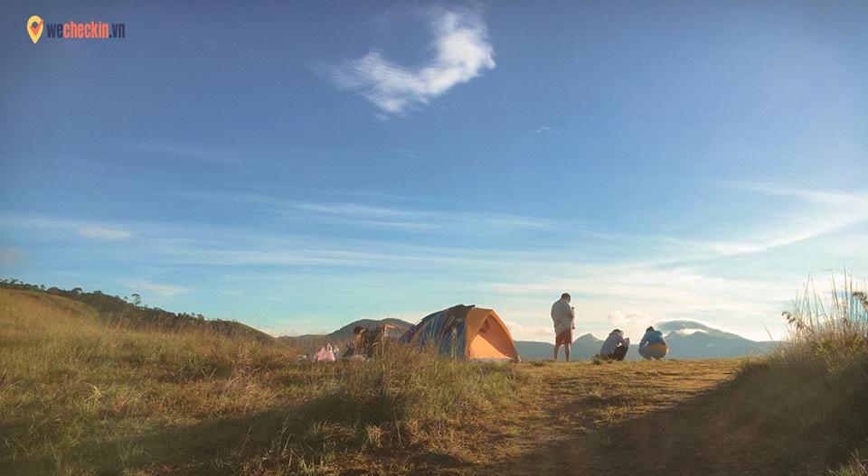 Trekking Tà Năng - Phan Dũng