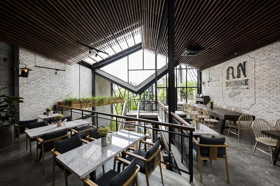 AN' Garden Cafe - Cà phê Hà Nội dịp lễ 2/9