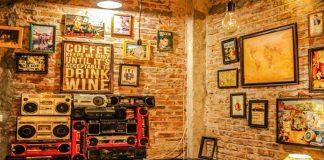 quán cafe tháng 10