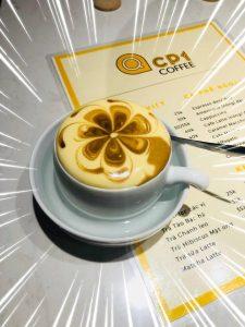 Cafe trứng là một trong những đồ uống vô cùng hấy dẫn với hương vị đặc trưng nồng nàn đến khó cưỡng