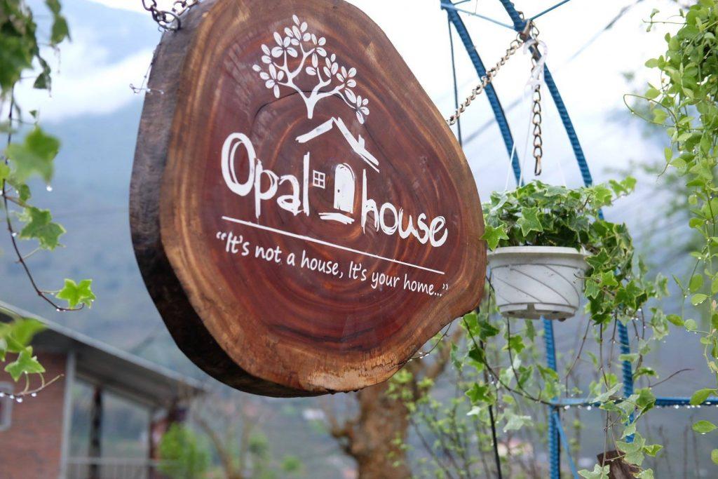 Opal house