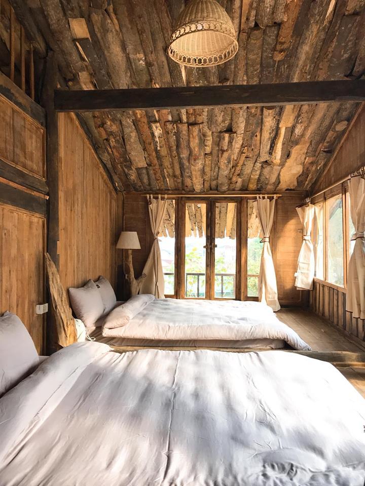 Thiết kế của Lee House là sự kết hợp hoàn hảo giữa không gian nghỉ dưỡng sang trọng, hiện đại mà vô cùng gần gũi quen thuộc