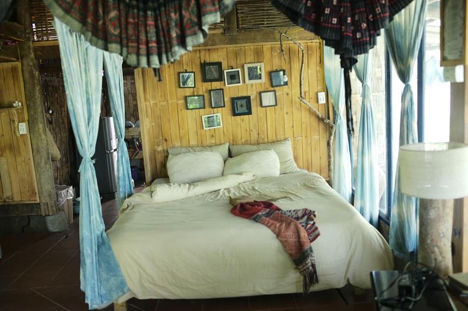 Phơri's House Sapa có 4 căn homestay để phục vụ các du khách khi ghé đến thành phố mờ sương