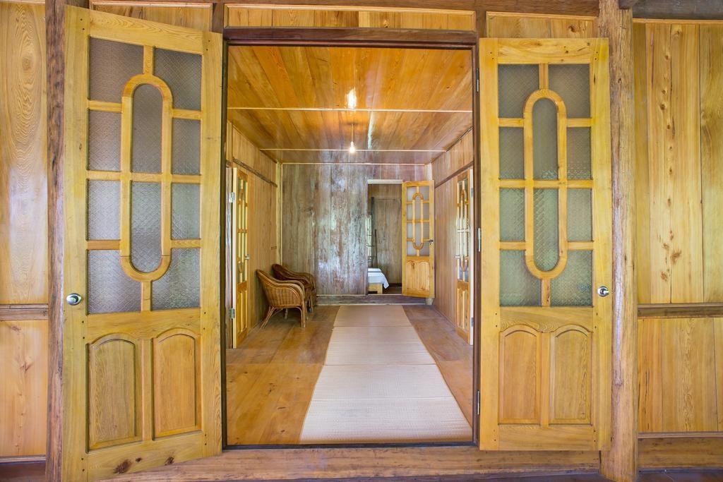 Khu homestay này cung cấp phòng đôi riêng biệt với 1 hoặc 2 giường lớn và 2 phòng lớn dành cho gia đình.