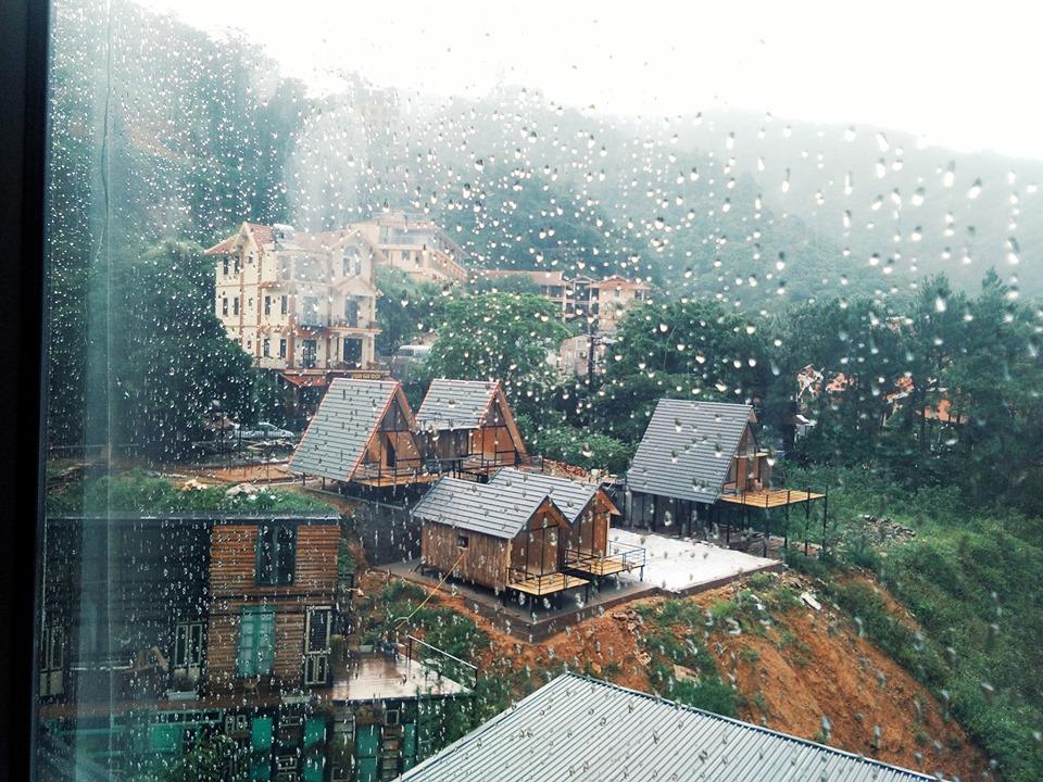 Ngày mưa ở LeVent