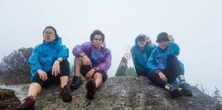 Trekking Ngũ Chỉ Sơn