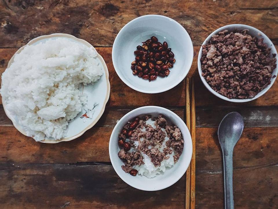 Dịch vụ ăn uống tại Ngỗng