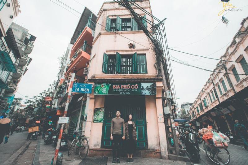 Phố Tạ Hiện có gì? Khu phố đêm náo nhiệt nhất ở Hà Nội từ xưa đến nay