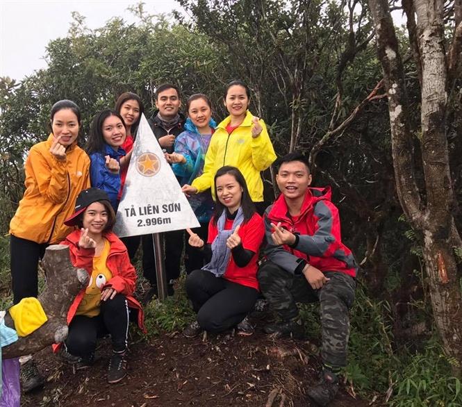 Lịch trình Trekking Tả Liên Sơn