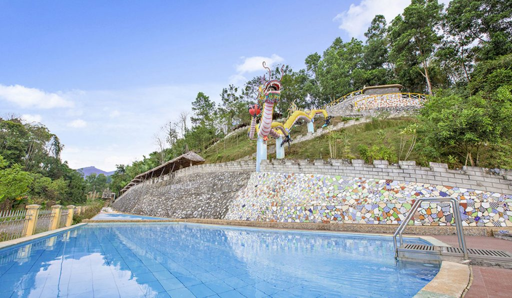 Suối khoáng Mỹ Lâm