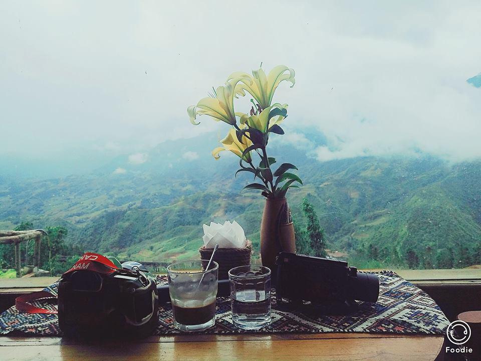 VietTrekking Homestay - View ngắm nhìn mây, núi cực phiêu