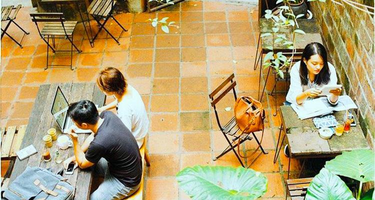 XOAN Cafe - Cà phê dịp lễ 2/9